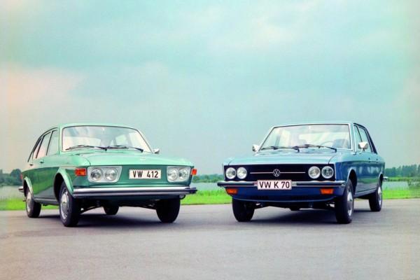 40 Jahre VW K 70: Das hätte von VW niemand erwartet