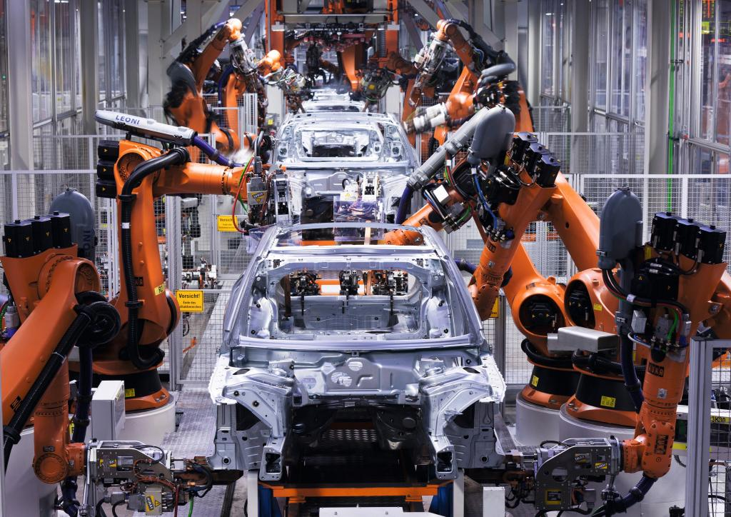 ACEA: Europäische Fahrzeugproduktion um 15 Prozent gestiegen