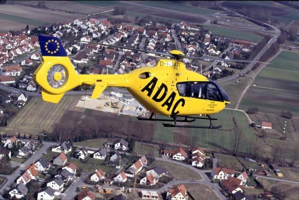 ADAC übernimmt Rettungshubschrauber