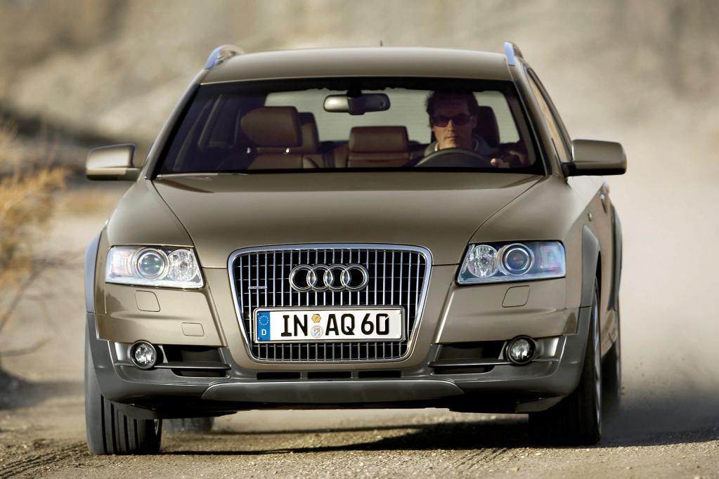 Als Vorbild für einen möglichen Offroad-Passat könnte Audis A6 Allroad Quattro dienen.
