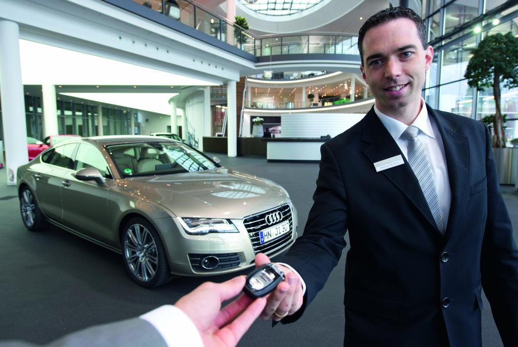 Audi Forum Neckarsulm wächst