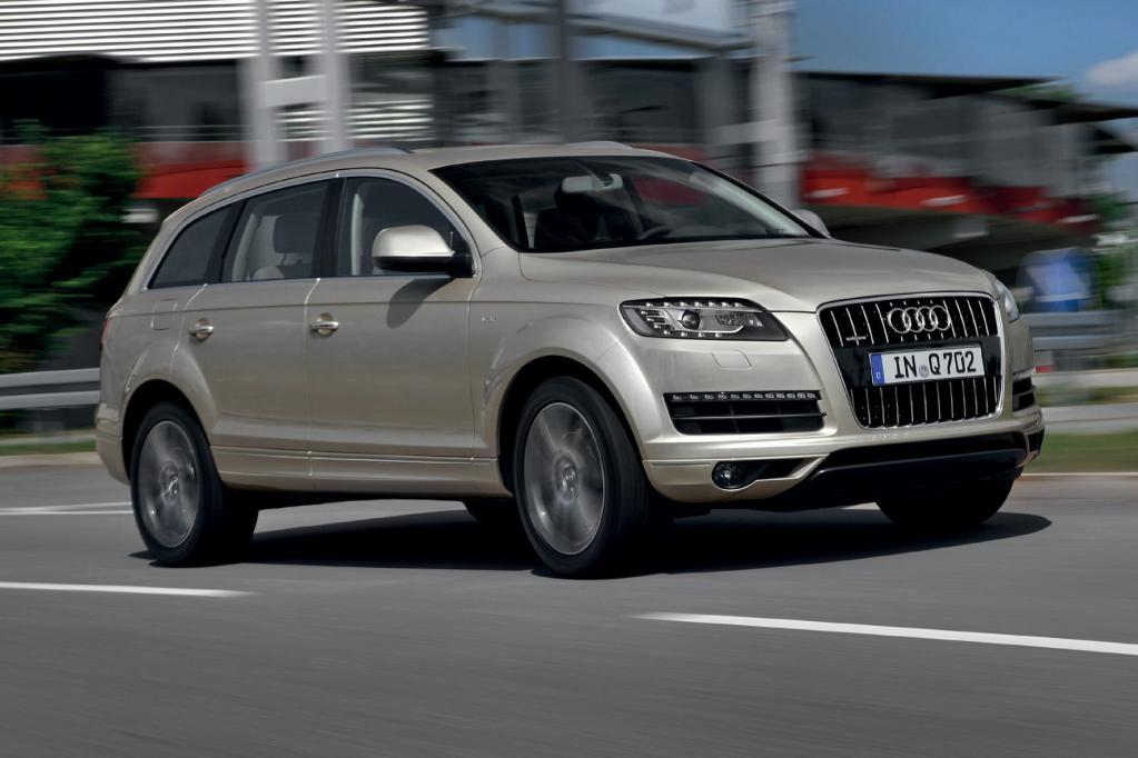 Audi entwickelt künftig SUV im VW-Konzern