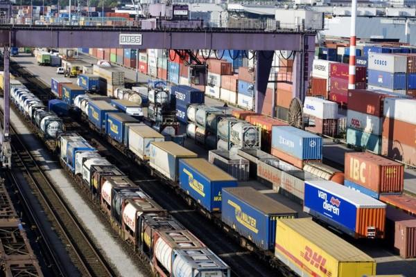 Aufschwung beim Güterverkehr