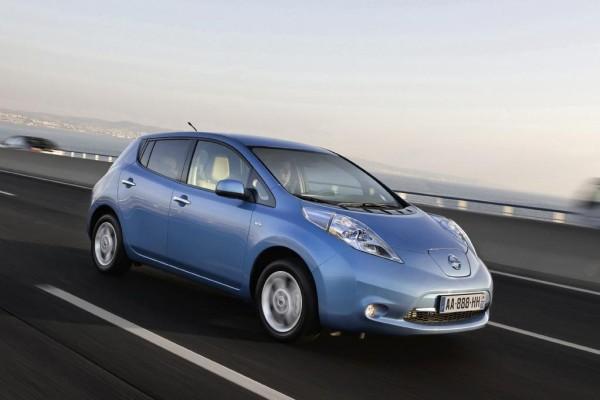 Auszeichnung für Nissan-Leaf-Elektromotor