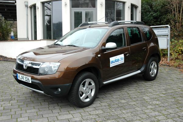 Auto im Alltag: Dacia Duster Diesel