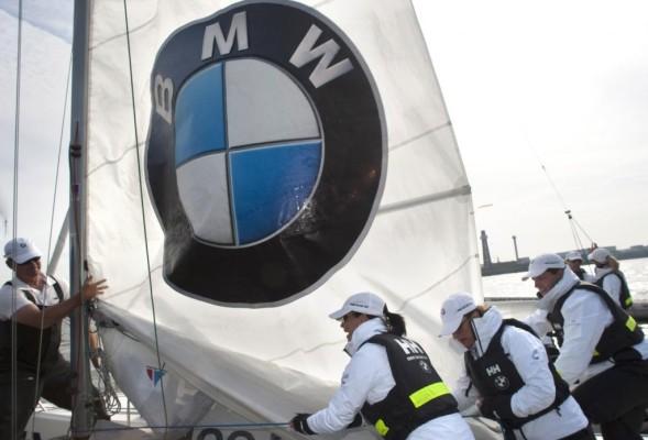 BMW streicht die Segel beim America's Cup