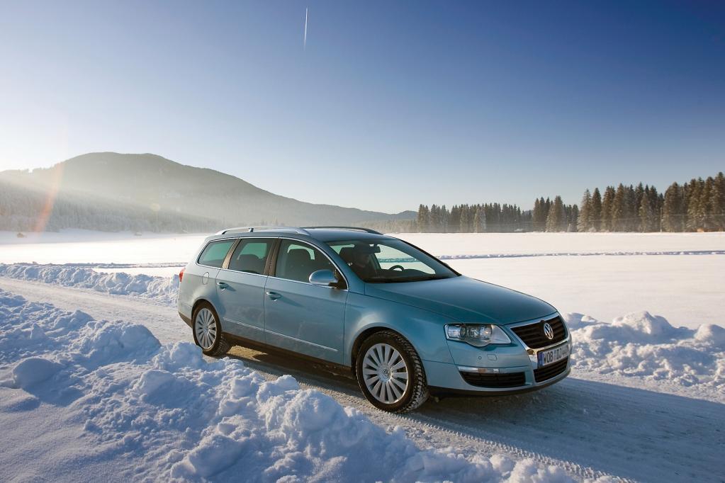 Bekommt der VW Passat bald einen geländegängigen Verwandten? Bisher bieten die Wolfsburger nur