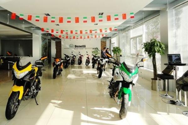 Benelli eröffnet dritte Niederlassung in China