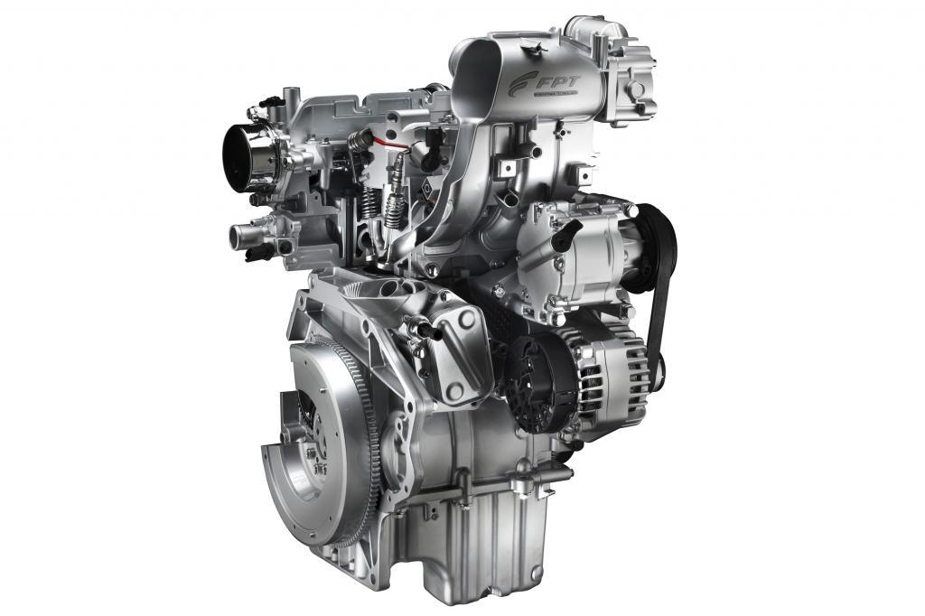 Bis zu 105 PS leistet der aufgeladene Zweizylindermotor