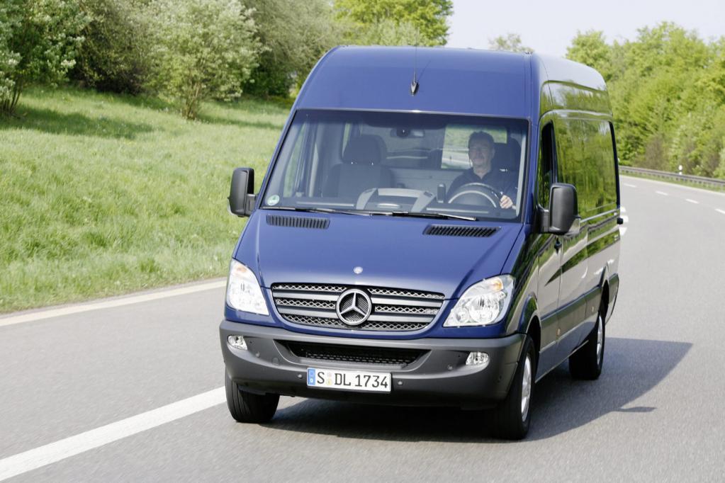 CO2-Grenzwerte für leichte Nutzfahrzeuge