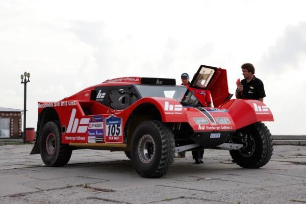 Dakar 2011: HS-Rallye-Team startet wieder mit drei Fahrzeugen