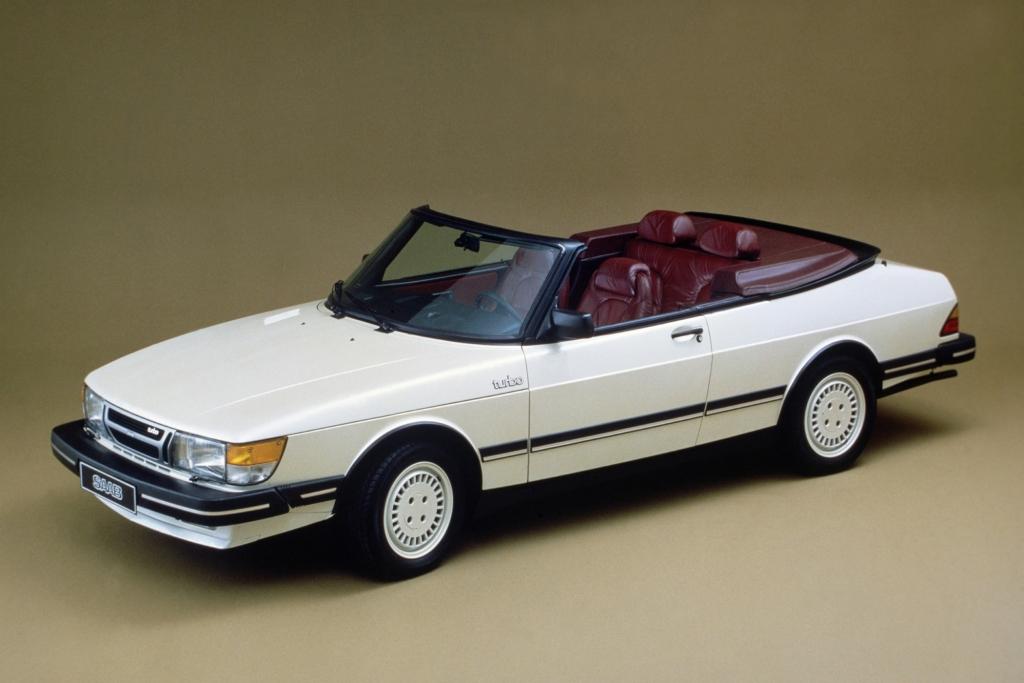 Der ASC-Prototyp war der Startschuss für das Saab 900 Cabriolet.