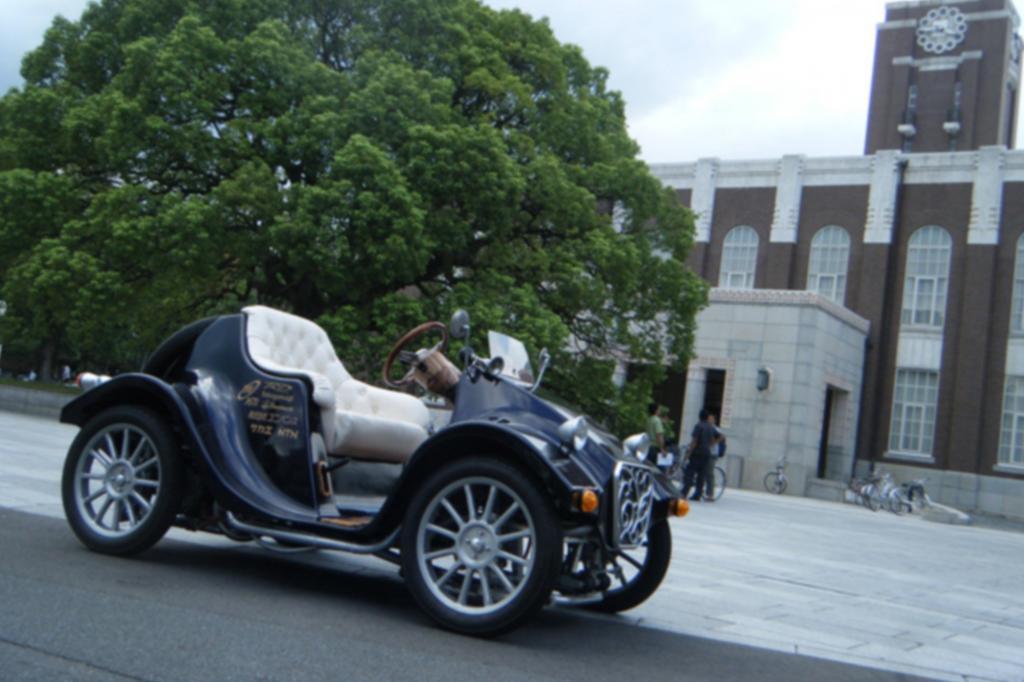 Der Miluira sieht sich in der Tradition des Ford T