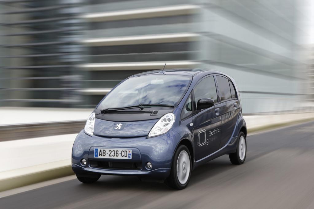 Der Peugeot Ion wird ausschließlich zum Leasing angeboten.
