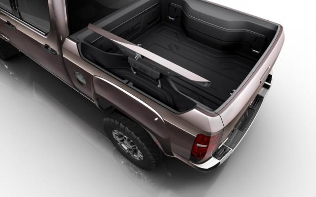 Detroit 2011: GMC mit Studie für geländegängigen Heavy Duty-Truck
