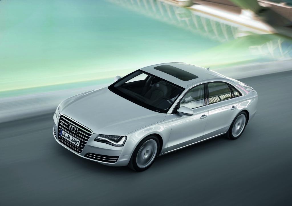 Doppeltest: Audi A8 L vs. VW Phaeton - Das ungleiche Paar