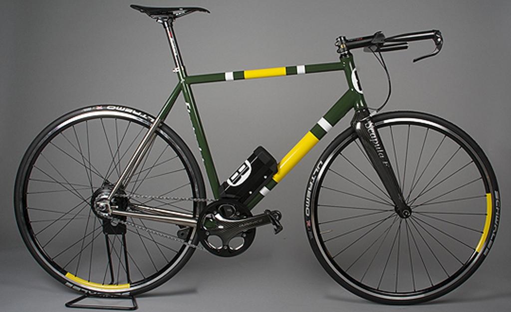 Electrolyte-E-Bikes - Gewichtsrekord bei den Elektrischen