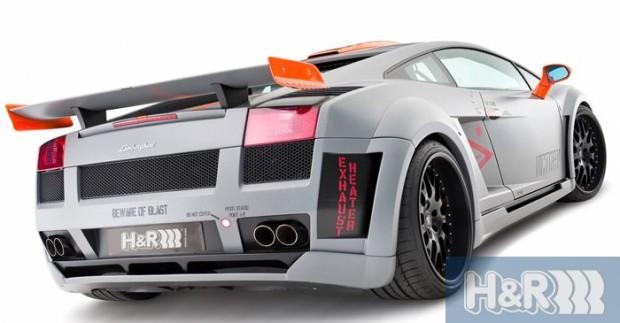 Essen Motor Show 2010: H&R mit dem Premio-Lieferantenaward ausgezeichnet
