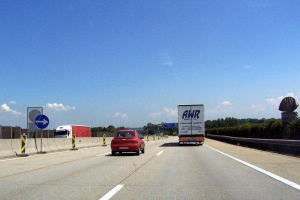 Europas Autobahnen setzen auf Nachhaltigkeit