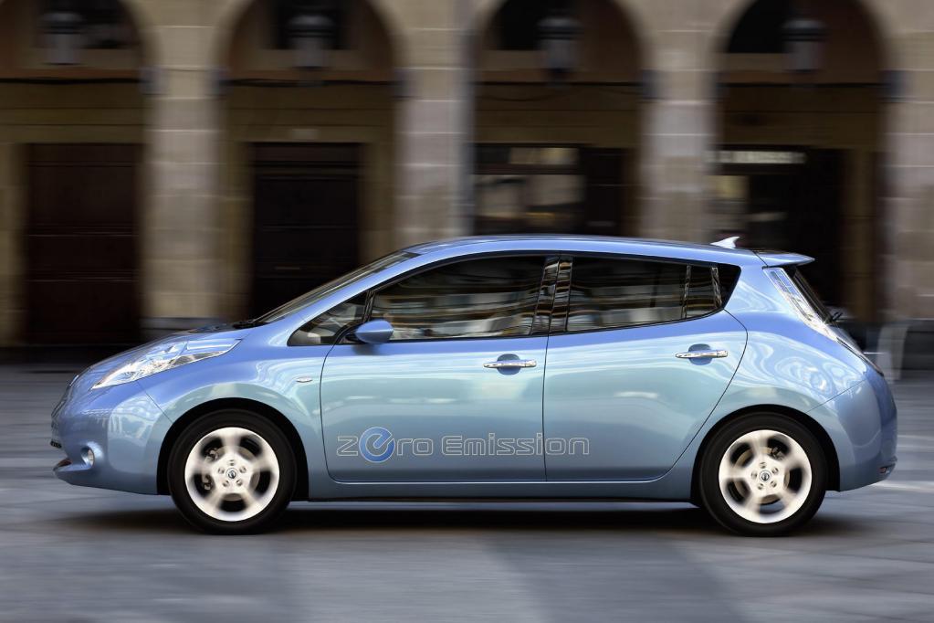 Für den Nissan Leaf werden gleich drei verschiedene Finanzierungsmodelle angeboten.