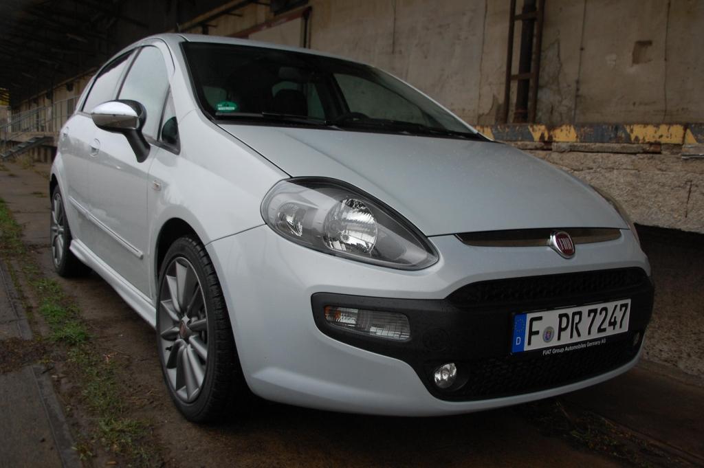 Fahrbericht Fiat Punto Evo Sport 1.4 16V MultiAir Turbo: Kleiner Italiener mit Anspruch