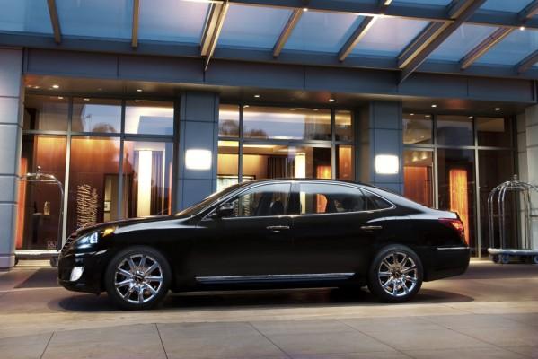 Fahrbericht: Hyundai Equus - Angriff auf Samtpfoten