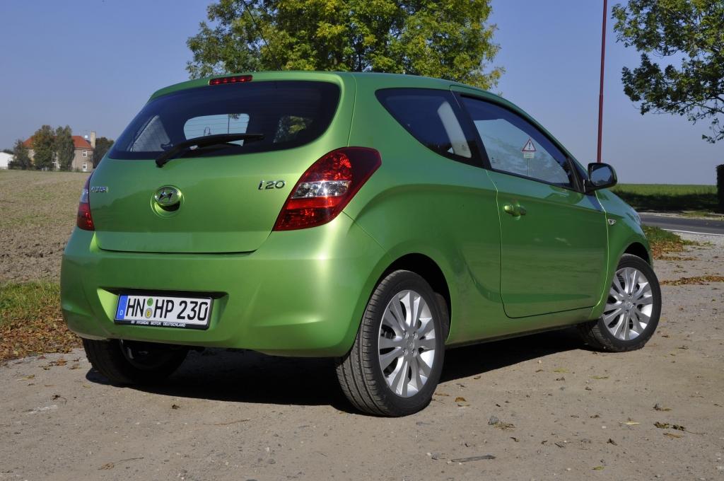 Fahrbericht Hyundai i20 1.4 Comfort: Solider Kleinwagen zum moderaten Preis