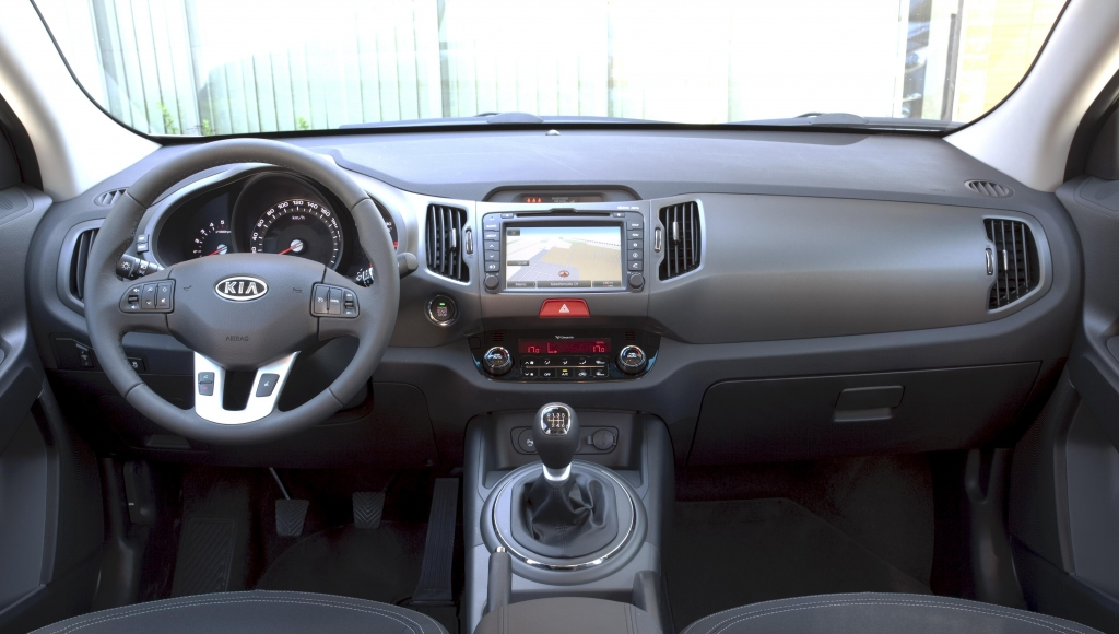 Fahrbericht Kia Sportage 2.0 CRDi 4 AWD Vision: Die Karten werden neu gemischt   Foto:Kia