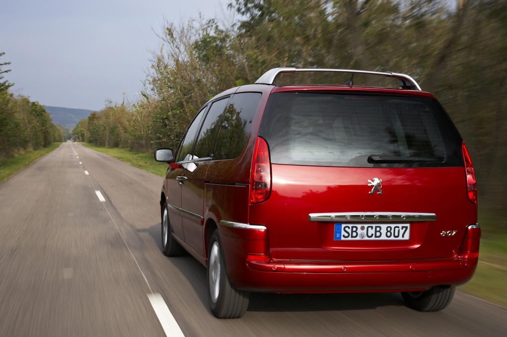 Fahrbericht Peugeot 807 Premium 2.0 HDI FAP 165: Gut gehalten