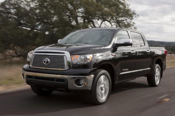 Fahrbericht Toyota Tundra - Gigant von gestern
