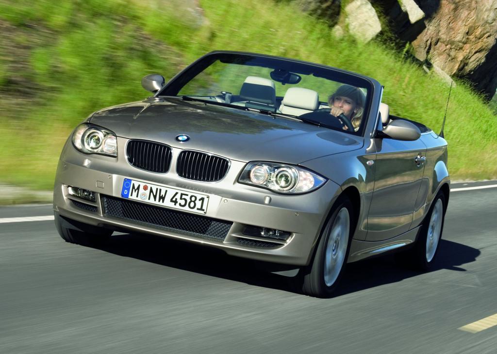 Fahrfreude sparsam - der BMW 181i