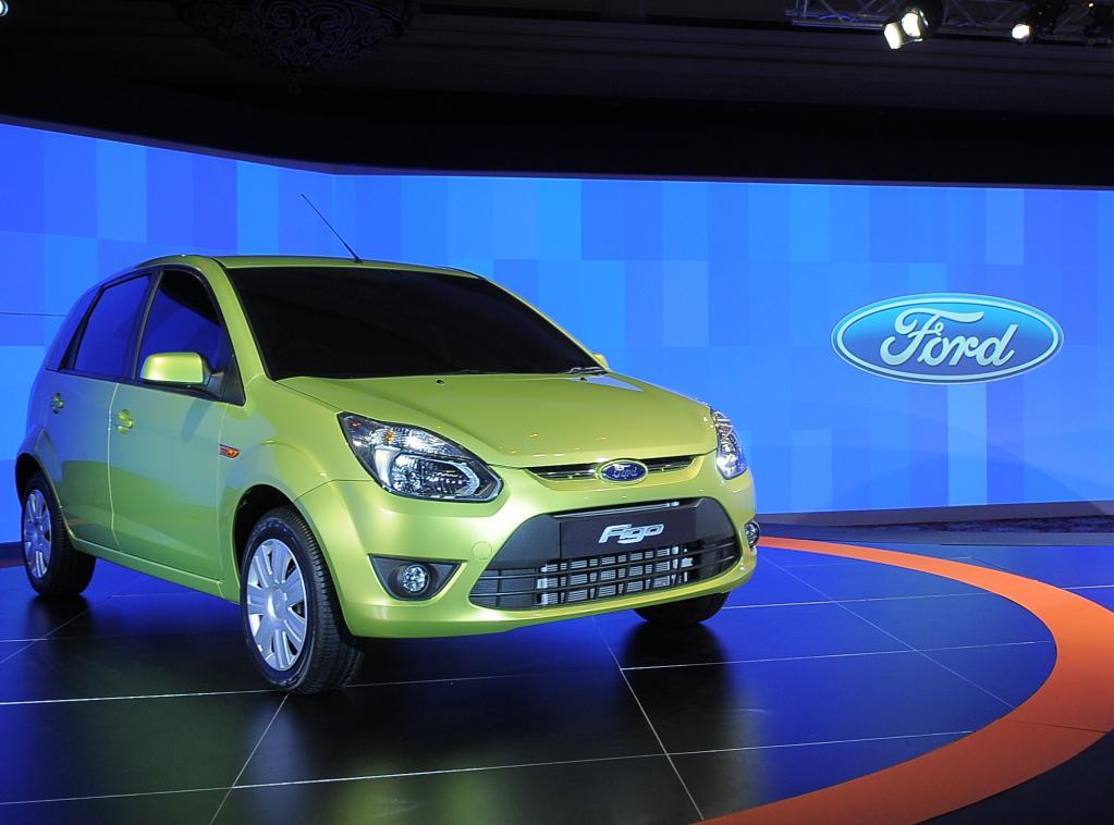 Ford Figo wird Auto des Jahres in Indien