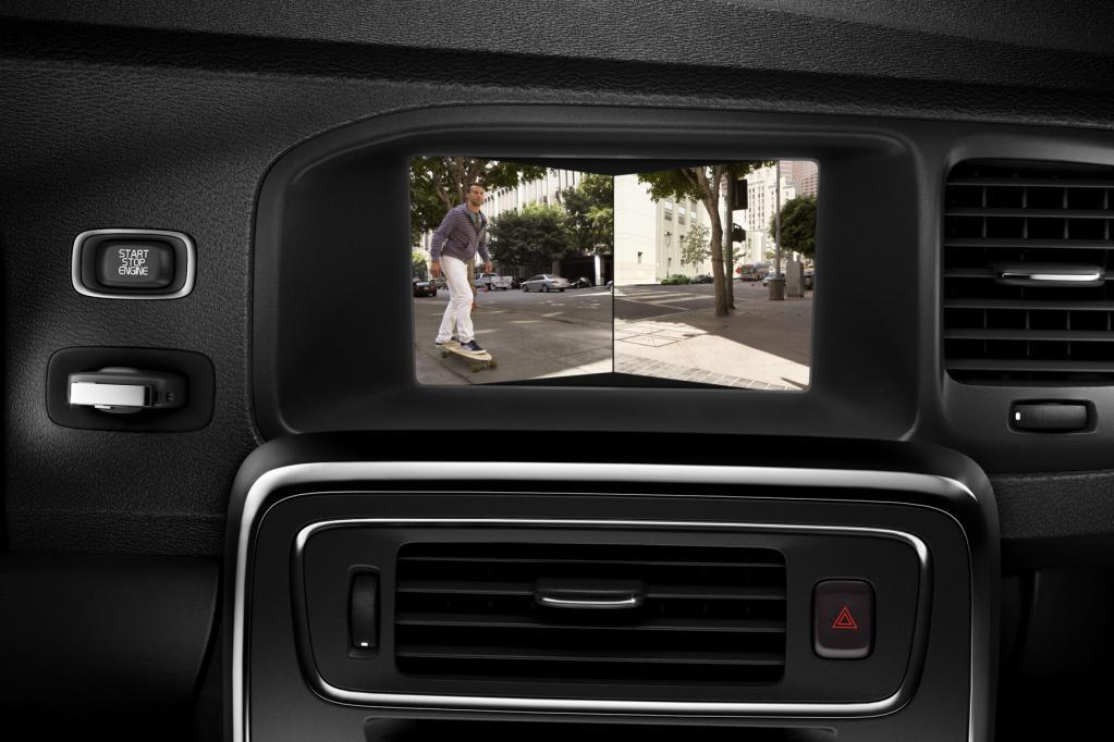 Frontkamera und DVD-System zum nachträglichen Einbau für Volvo-Modelle
