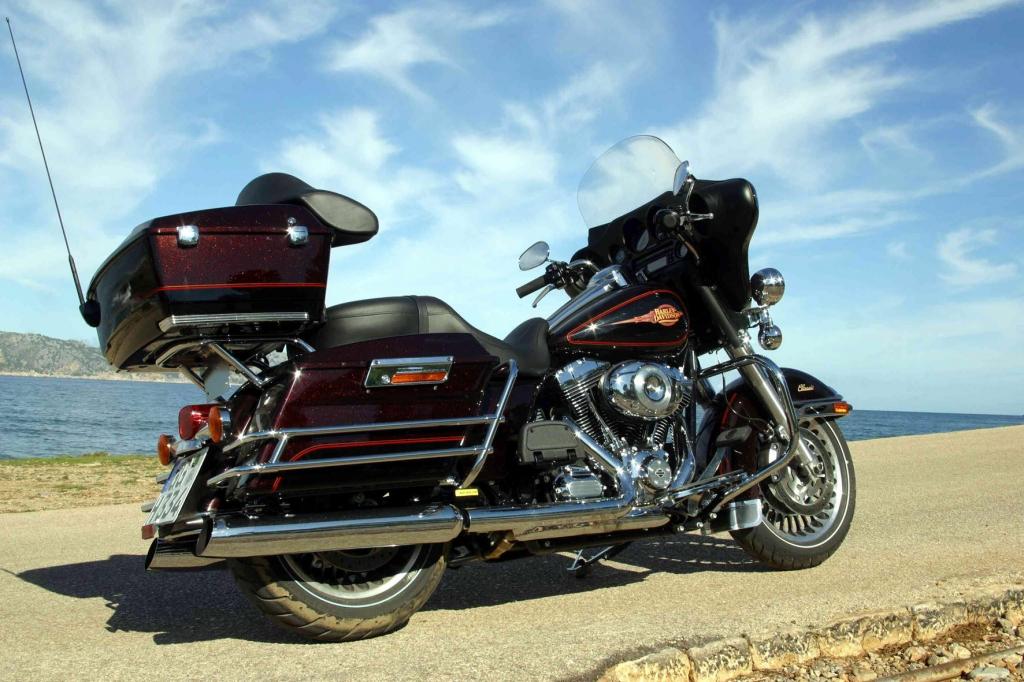 Harley-Davidson Electra Glide Classic und Softail Deluxe: Willkommen zurück!