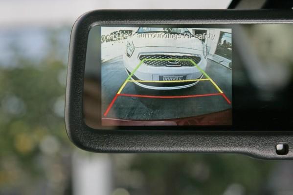 Heckkamera für US-Autos - Rücksicht wird Pflicht