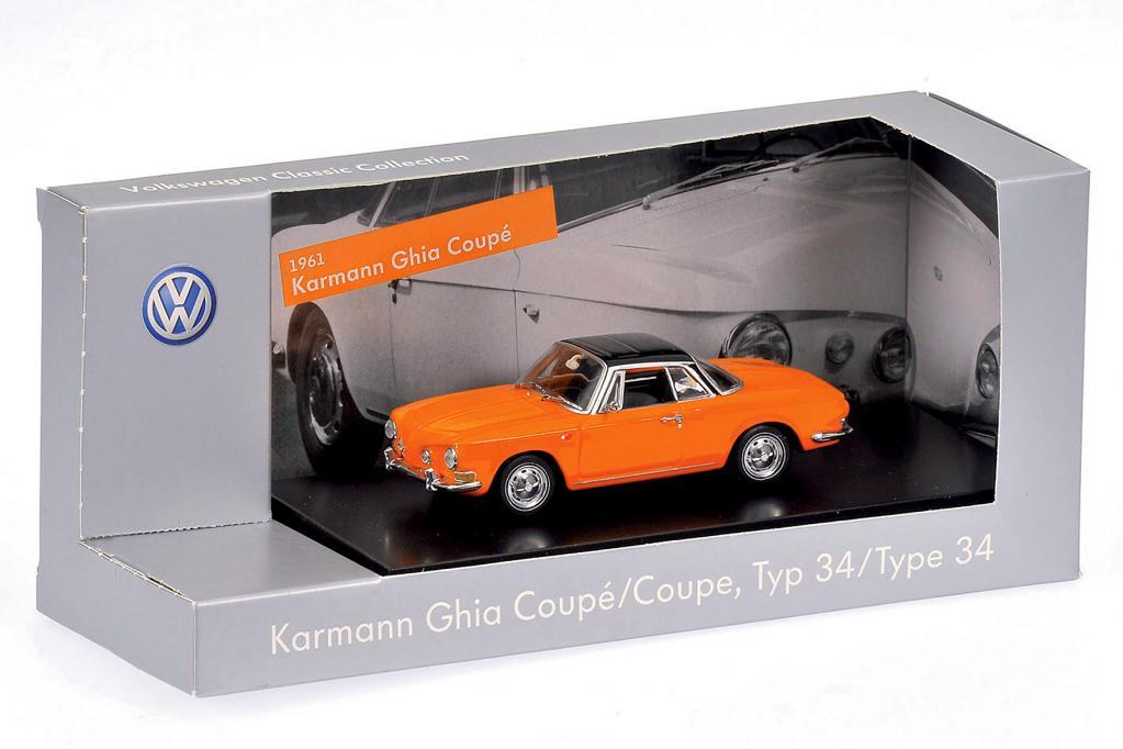 Historische VW-Modelle neu aufgelegt