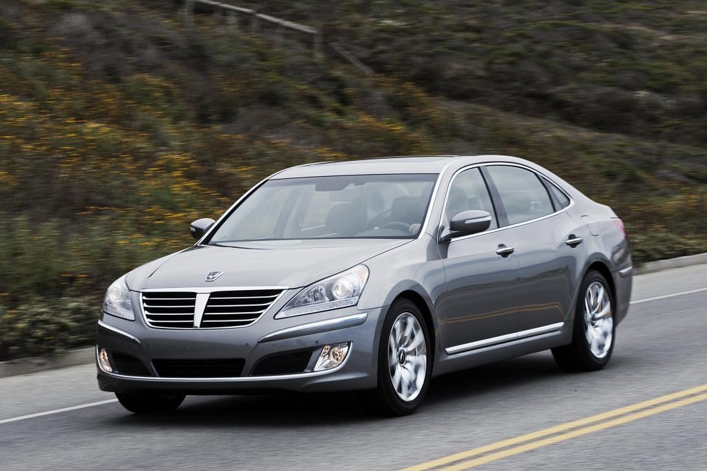 Hyundai-Pläne - Mit Premium-Marke gegen Mercedes und Co.