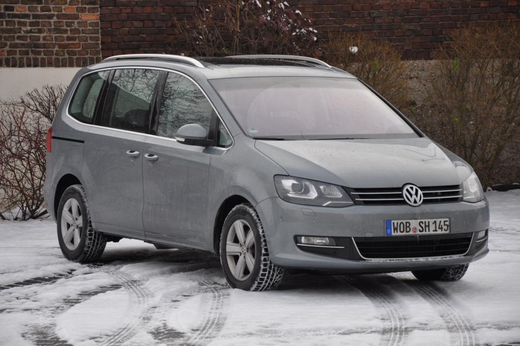 Insgesamt tritt der VW gefällig, aber unauffällig auf