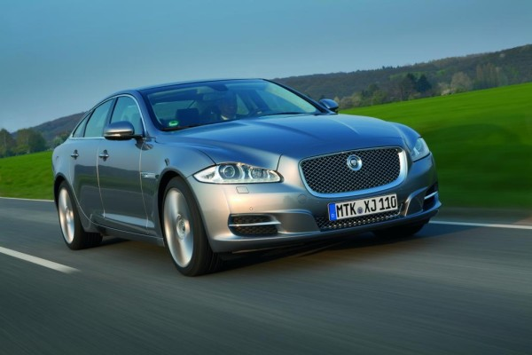 Jaguar XJ ist Luxus-Auto des Jahres 2010