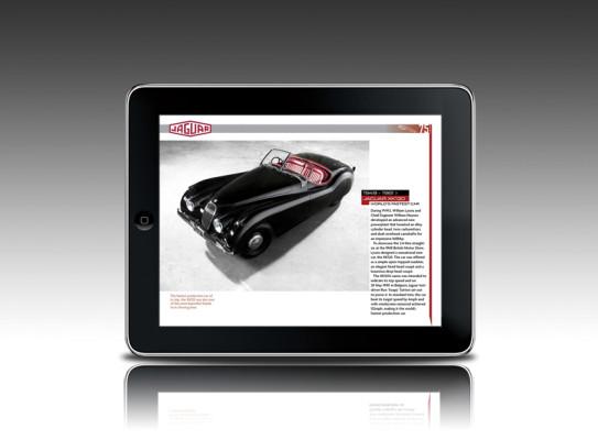 Jaguar stellt iPhone-App vor