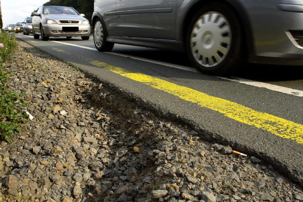 Klimawandel macht Straßen schwer zu schaffen