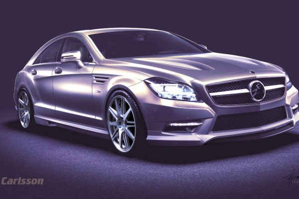 Leistungsspritze für den neuen Mercedes CLS