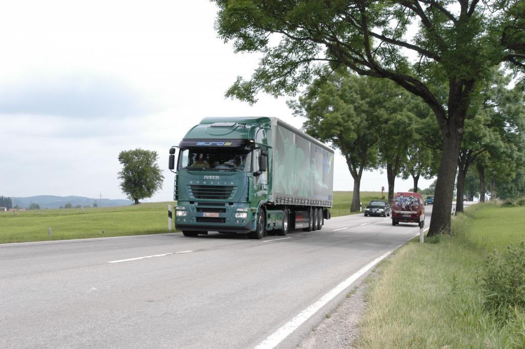 Lobbyverband Kombi-Verkehr für ''Europa-Maut''