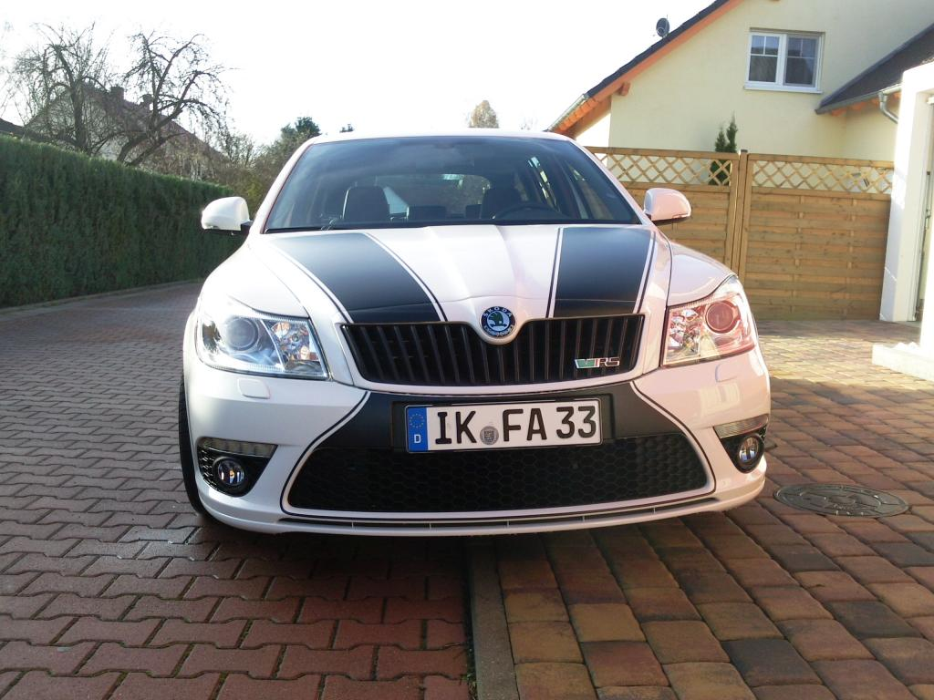 MTE bietet 451 PS für den Škoda Octavia RS