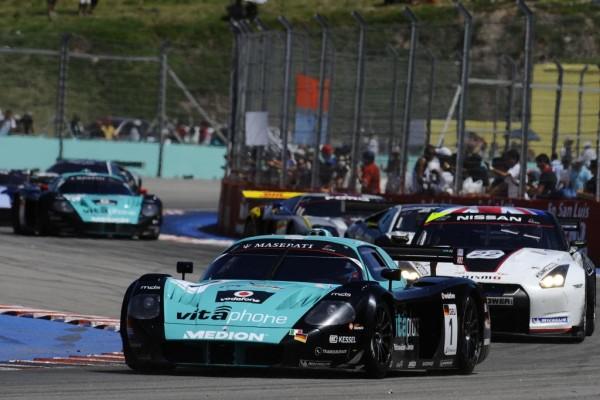 Maserati verteidigt GT-Meisterschaft