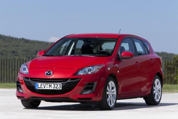 Mazda Verkäufe gestiegen