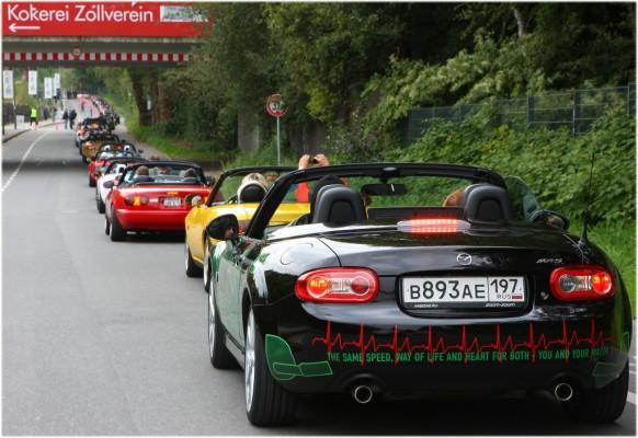 Mazda feiert 90. Geburtstag - Ein Rückblick in die Logo-Geschichte
