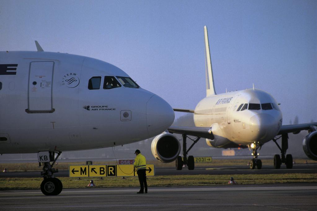 Mehr Flugreisende im Sommer