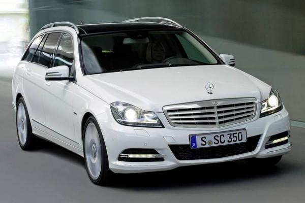 Mercedes-Benz - Mehr E- in der C-Klasse