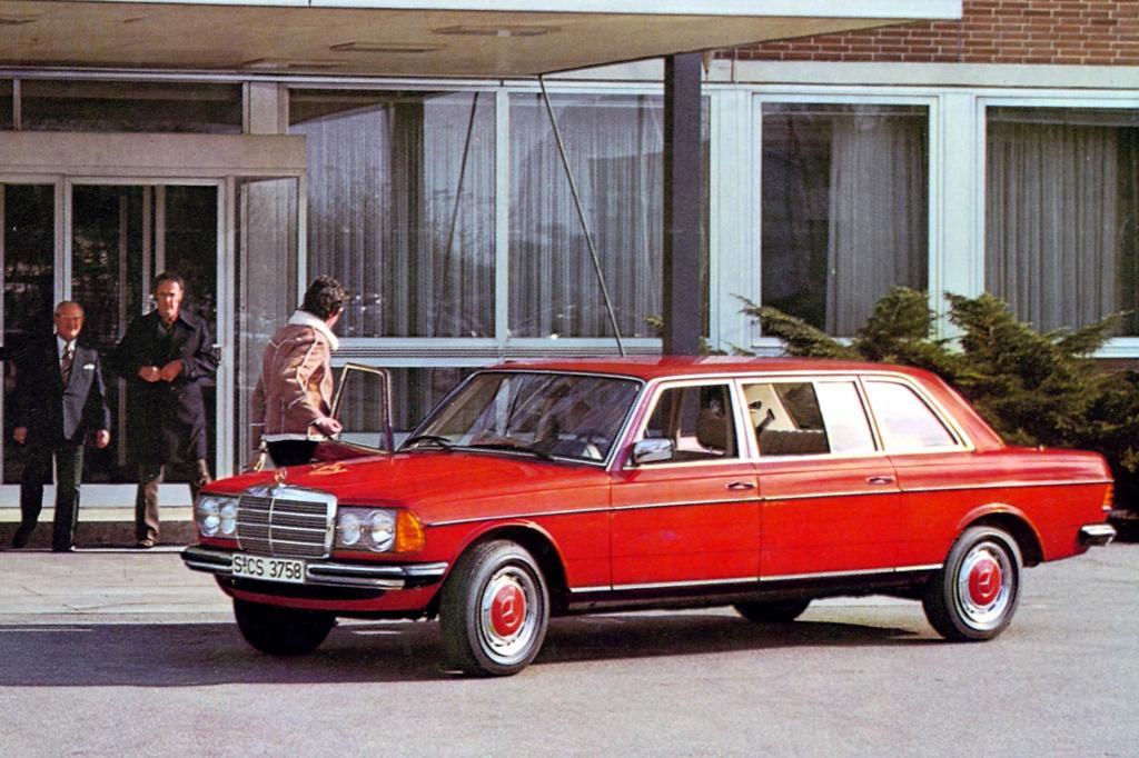 Mercedes-Benz W123 Langversion ab1977